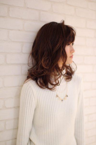 春のイノセントヘアー