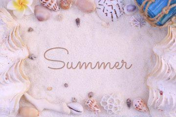 👒夏季休業のお知らせ🌻